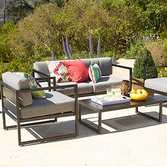 Resultado De Imagen Para Muebles De Terraza Fierro Muebles