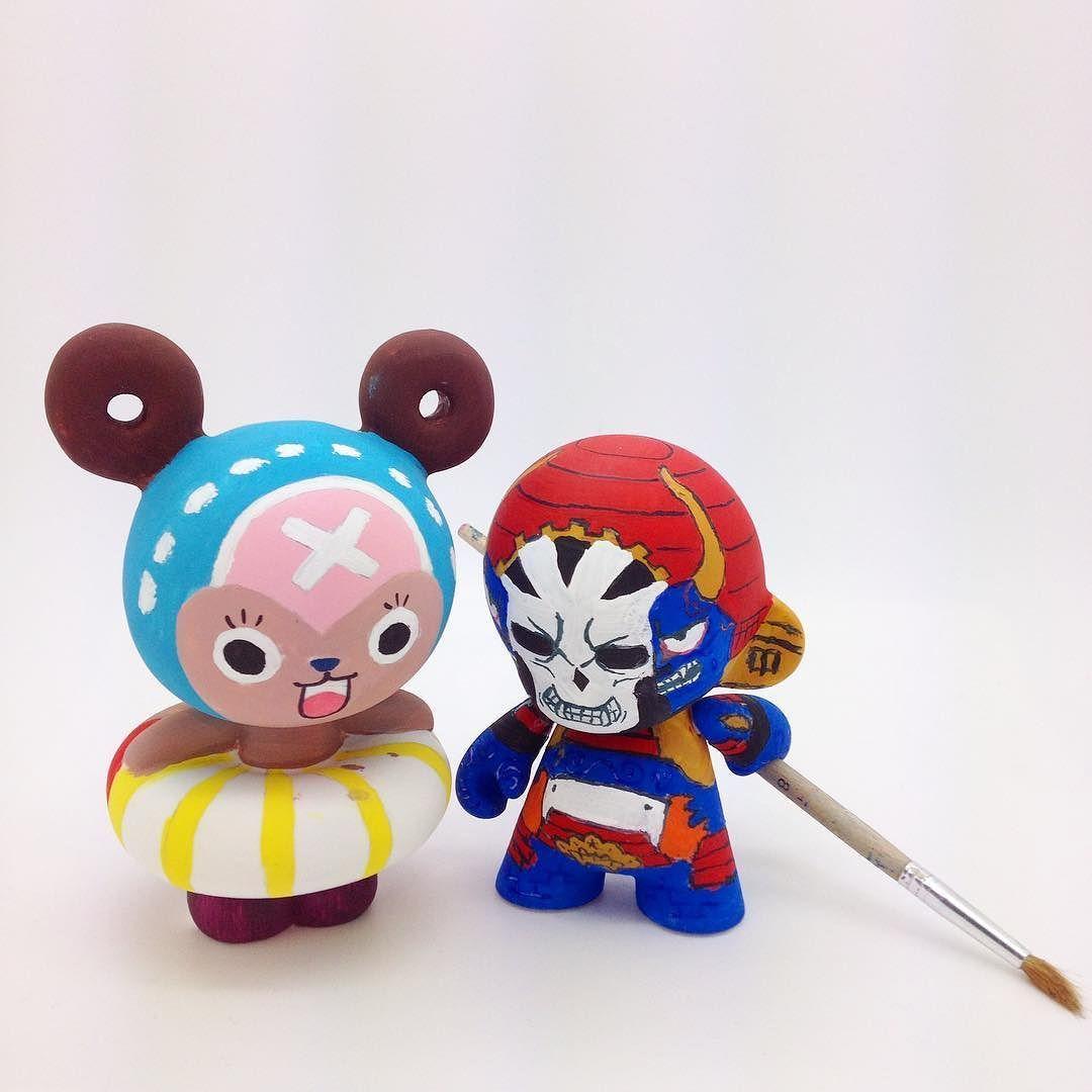 Its chopper and a samurai painter madeatmindzai diy paint munny its chopper and a samurai painter madeatmindzai diy paint munny kidrobot solutioingenieria Choice Image