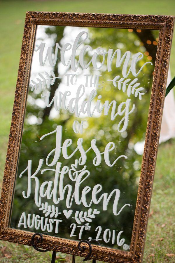 Summer Garden Wedding in Knoxville Tennessee