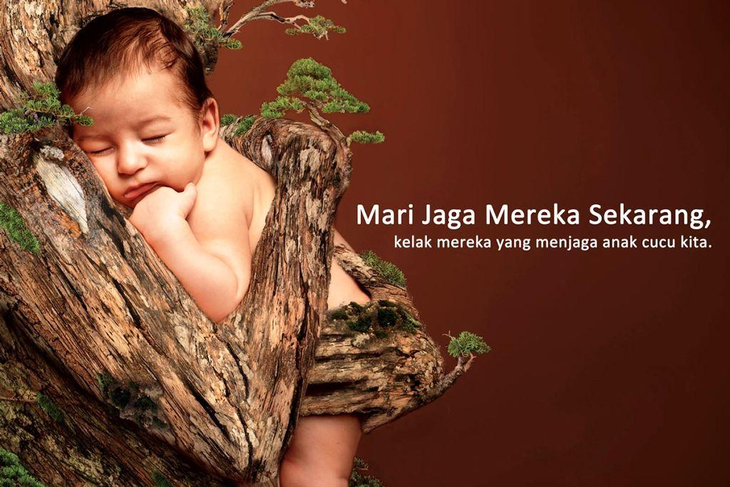 33 Contoh Poster Adiwiyata Go Green Lingkungan Hidup Hijau Kampanye