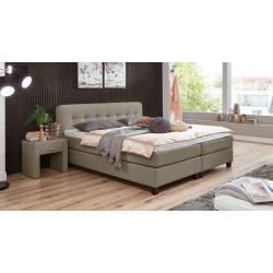 Reduzierte Boxspringbetten -  Boxspringbett Westport, 120×200 cm, taupe MaintalMaintal  - #boxspringbetten #cutehomedecorations #diybathroomdecor #homediycheap #reduzierte