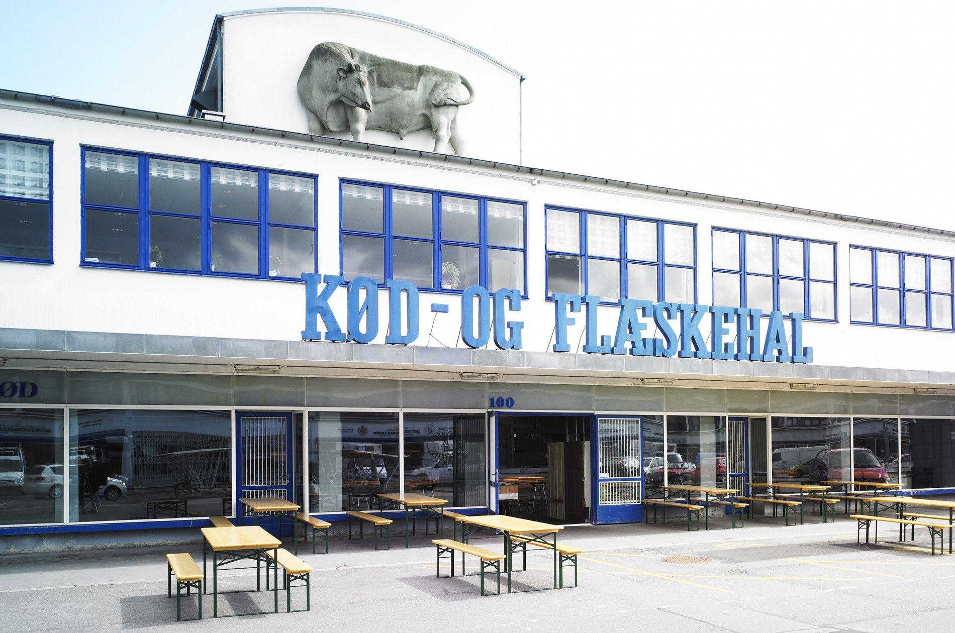 Fisch In Kopenhagen Restaurant Fiskebar Denemarken Gebouwen Vakantie
