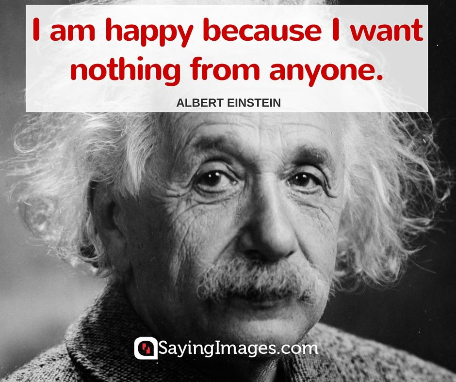 33 Albert Einstein Quotes On A Man of Genius
