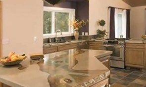 Concrete Countertops Cost Compare Granite And Other Materials