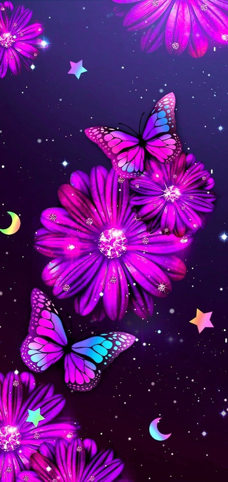 Pin by Stephy on pinK wallZ Butterfly wallpaper