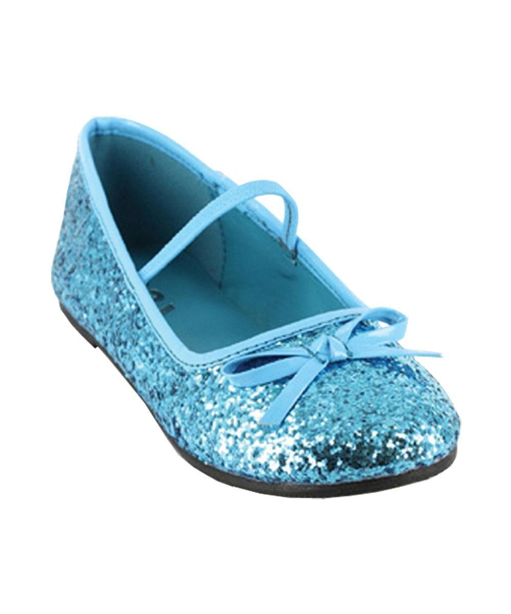 4217d63e03d3 Blue Glitter Shoes Kids
