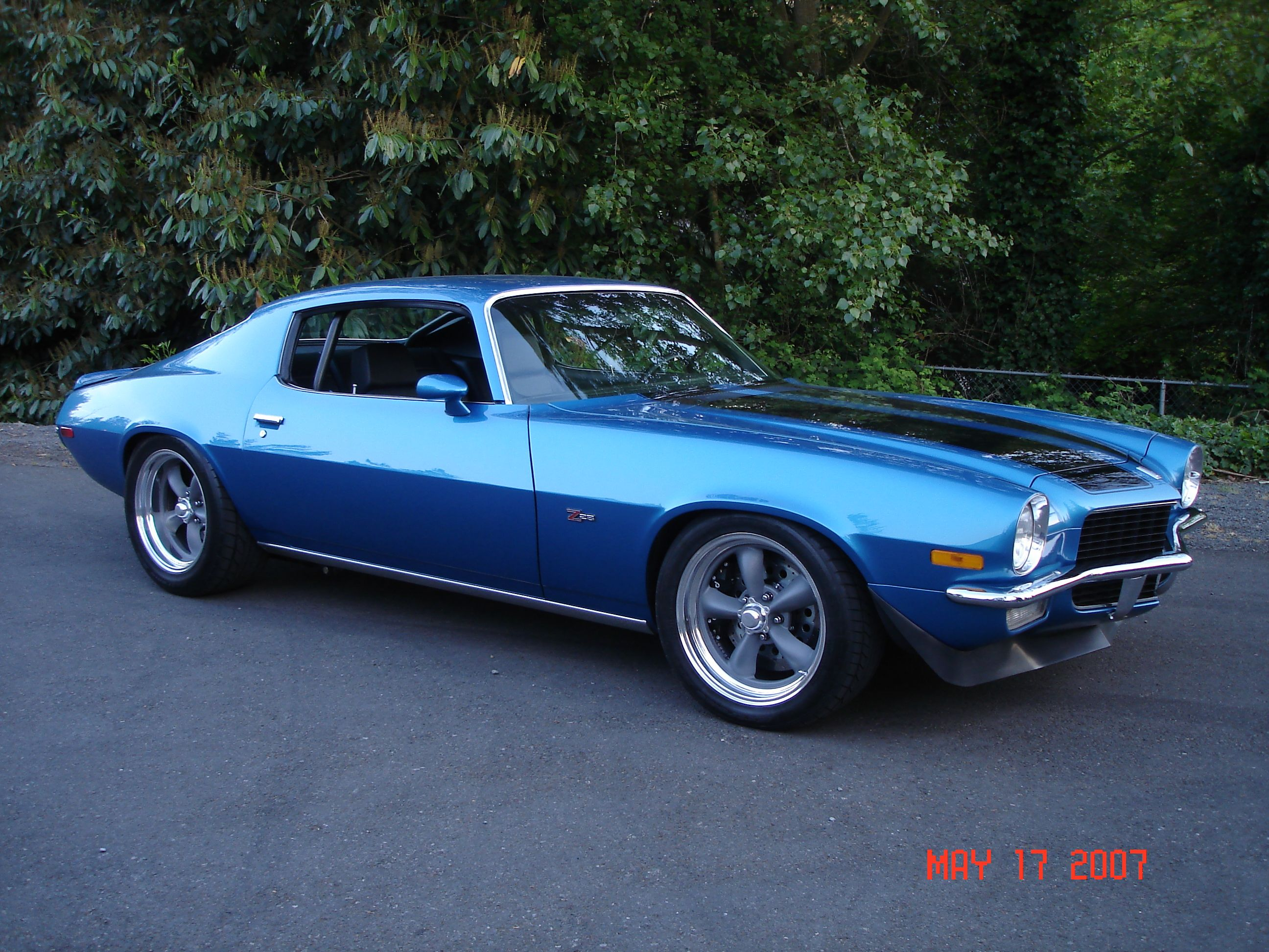 Old Cars And Lots Of Cool Car Stuff 70 Camaro