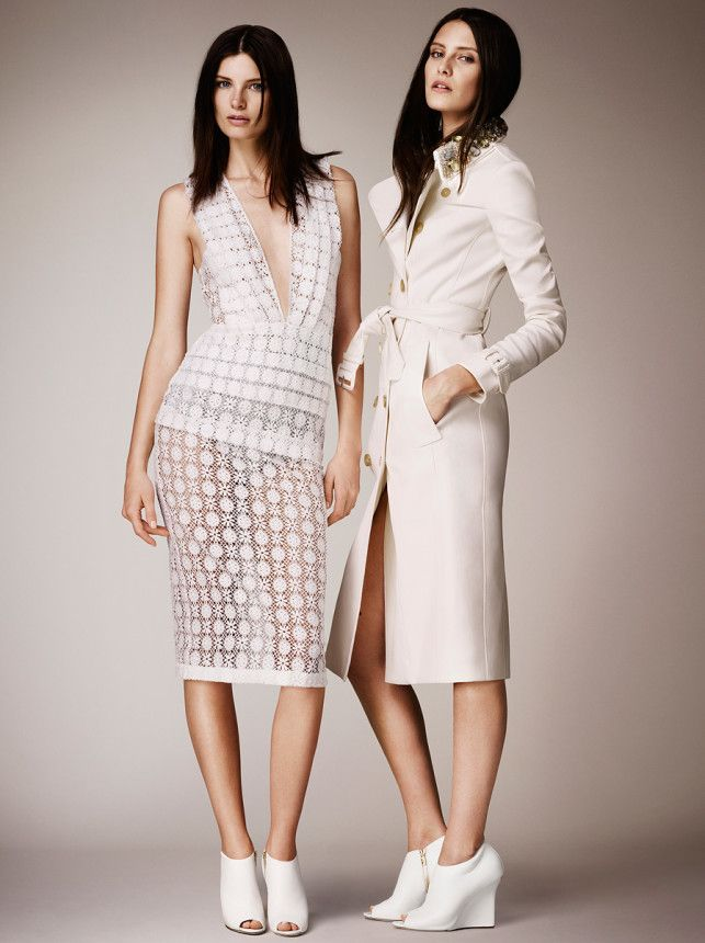 Burberry Prorsum Resort 2014 – Vogue