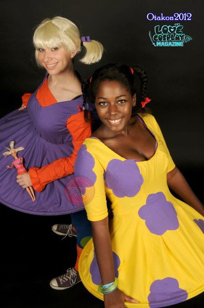 Angelica and Suzy Rugrats | Cosplay Winning | Pinterest | Rugrats ...