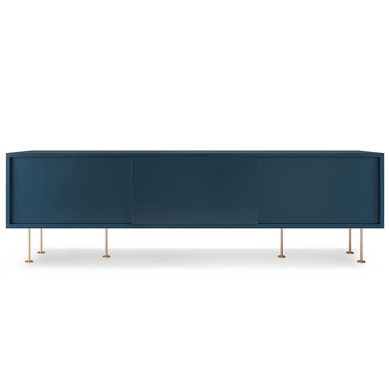 Vogue mediataso merkiltä Decotique. Moderni ja elegantti mediataso skandinaavisella designilla....