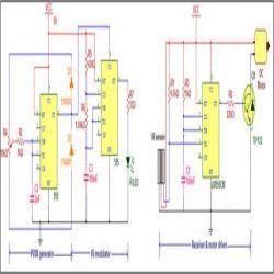 Wireless DC Motor Sd Control Circuit Diagram | Electronic ... on
