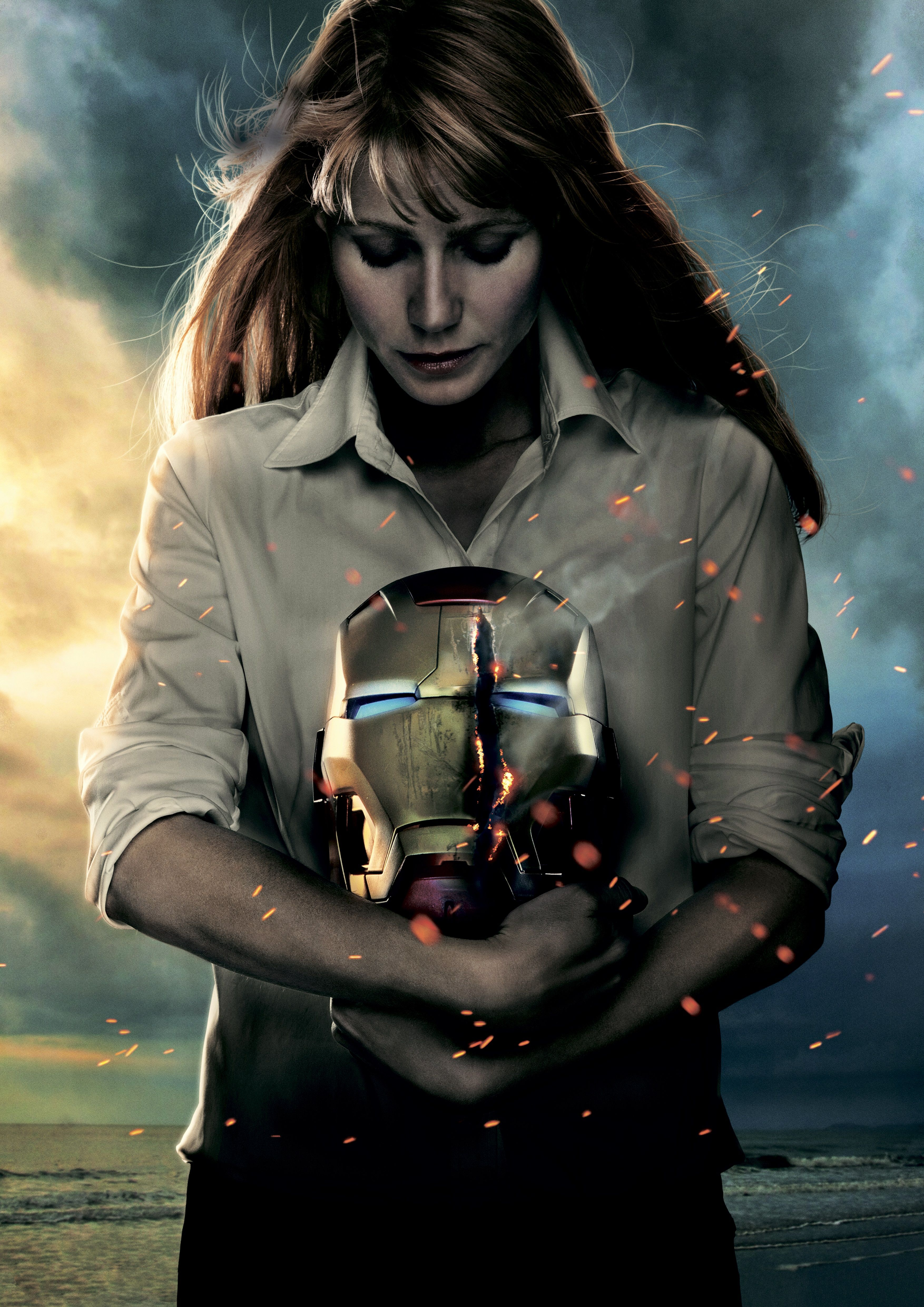 Iron Man 3 - Textless Movie Poster | Movie Promos, Stills ...