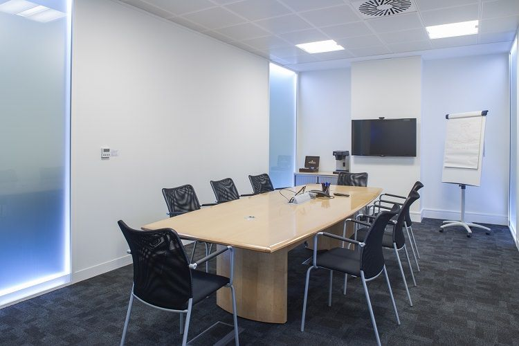 lighting rooms. Internal Meeting Room With Window Effect Lighting Rooms