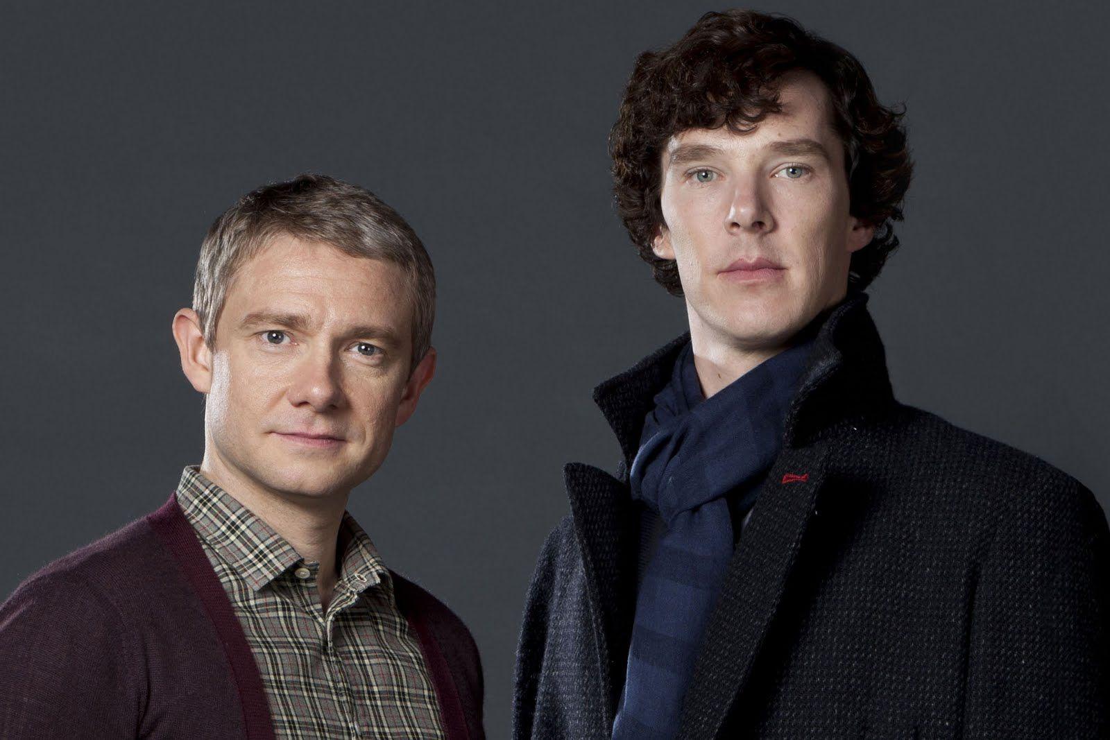 Amazon.com: Sherlock: Season 1: Benedict Cumberbatch, Martin ...