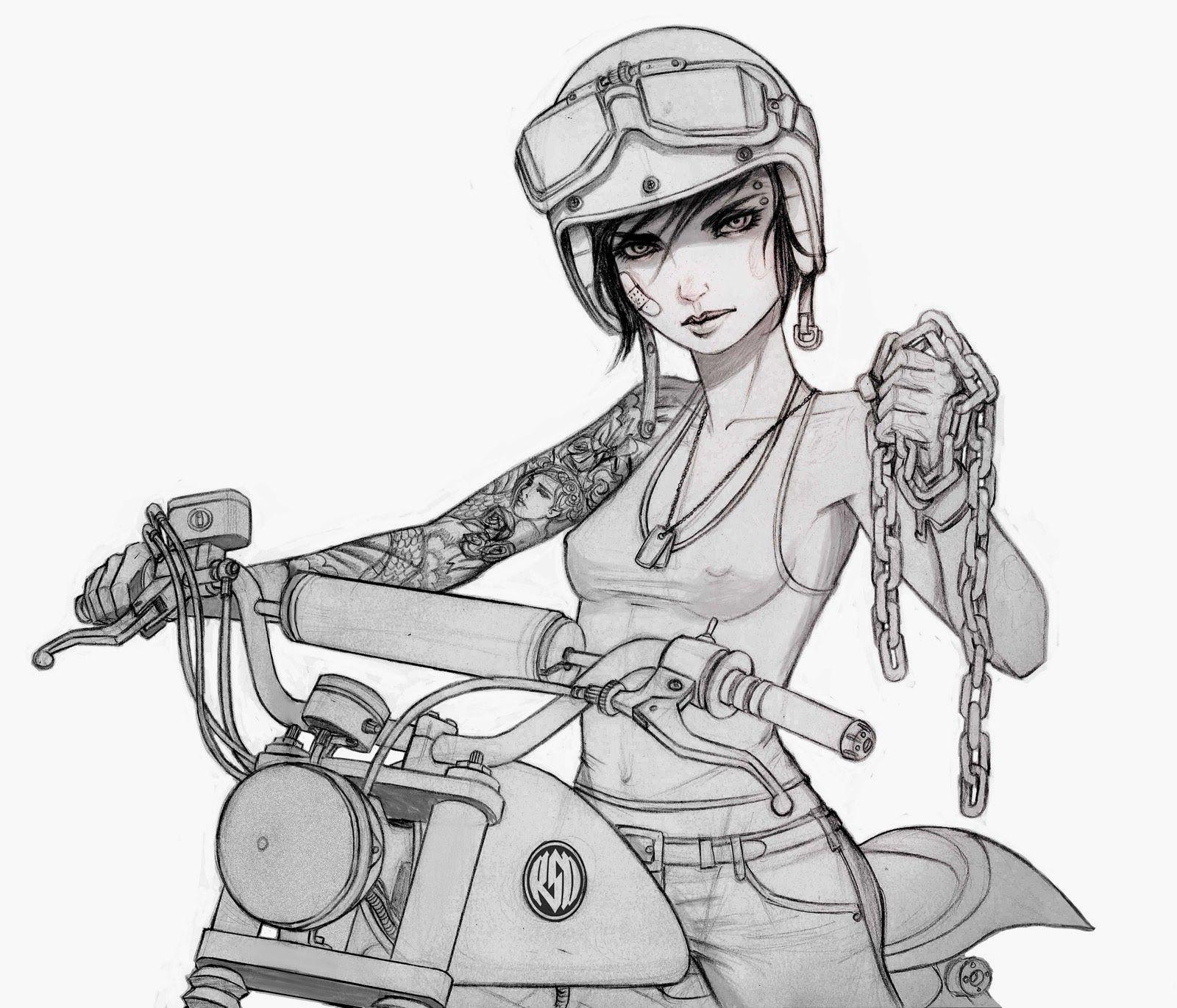 moto art. moto-mucci: art\u0026design: viet nguyen moto art