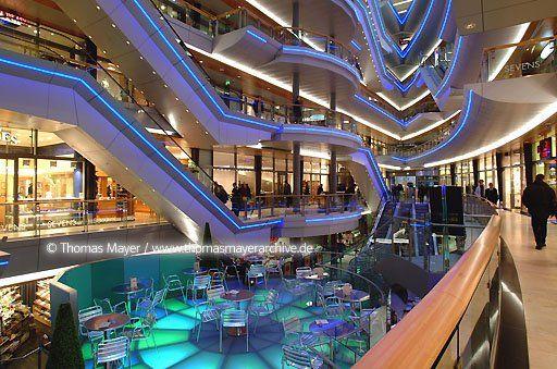 Einkaufszentrum Düsseldorf