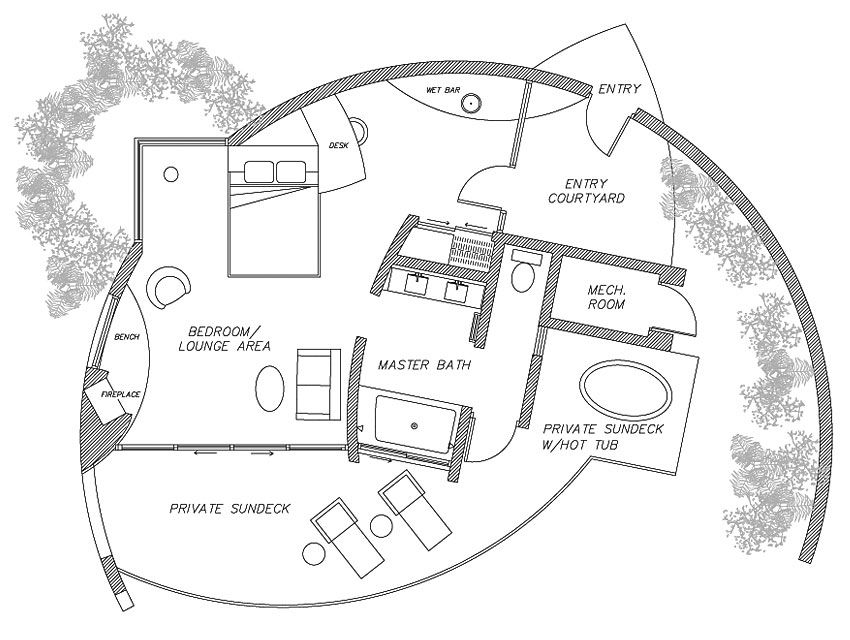 califonia Home Floor Plans 2014 Post Ranch Inn All Rights Reserved Privacy  Policy  17 Best. House Site Plan