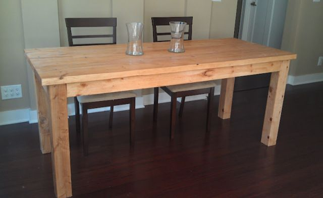 Diy Pallet Dining Table And Chairs For Kids  Pallet Dining Tables Best Dining Room Tables Plans Review