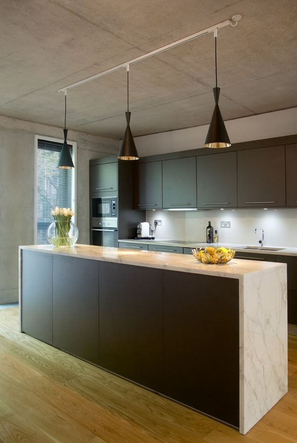 This is not the brand but you can get an idea of what pendants look like & An Easy Kitchen Update with Pendant Track Lights | Ceilings Track ... azcodes.com