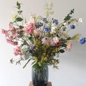 Ongebruikt Zijden bloemstuk kopen - Bloemstukservice | Bloemstukken, Zijden GY-83