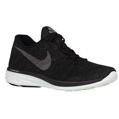 huge selection of 9d22f a907b NEW NIKE Flyknit Lunar3 LB Midnight Pack 826837 003 Running Black SZ 12.5   Clothing, Shoes   Accessories Men s Shoes Athletic  socialmatic05  125.00