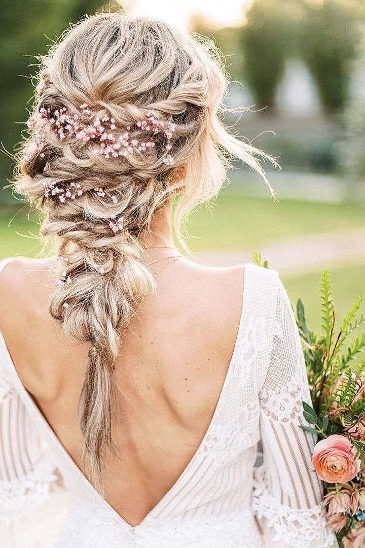 Wedding Girl Hairstyle Images
