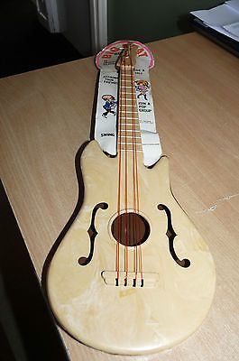 #Amazing #vintage 1960's big beat by #fowind - toy guitar with original packaging,  View more on the LINK: http://www.zeppy.io/product/gb/2/272345947204/