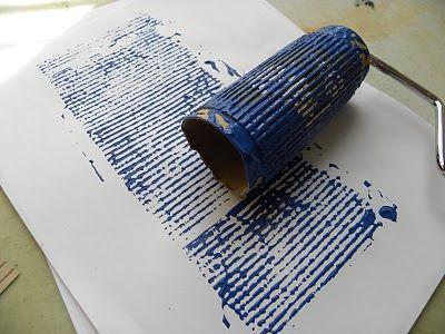 Mi vida TRU: Textura técnica para la ilustración de las técnicas mixtas