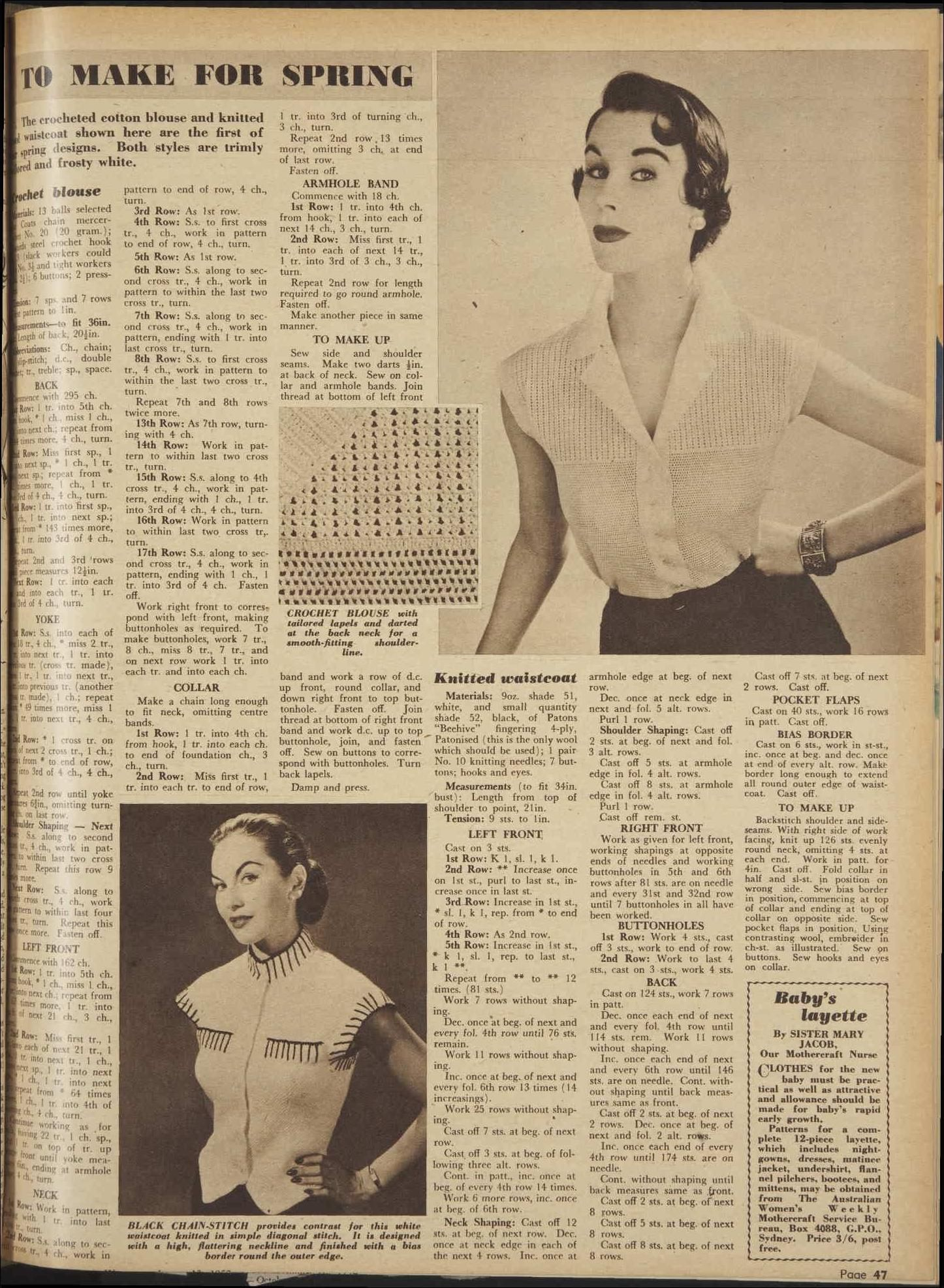 Issue: 13 Aug 1952 - The Australian Women's Wee...