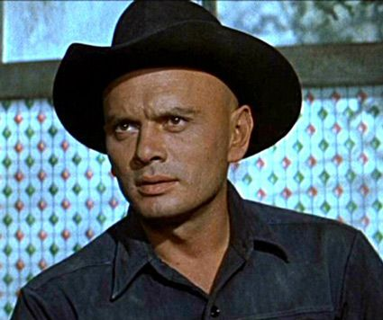 Image result for the magnificent seven yul brynner
