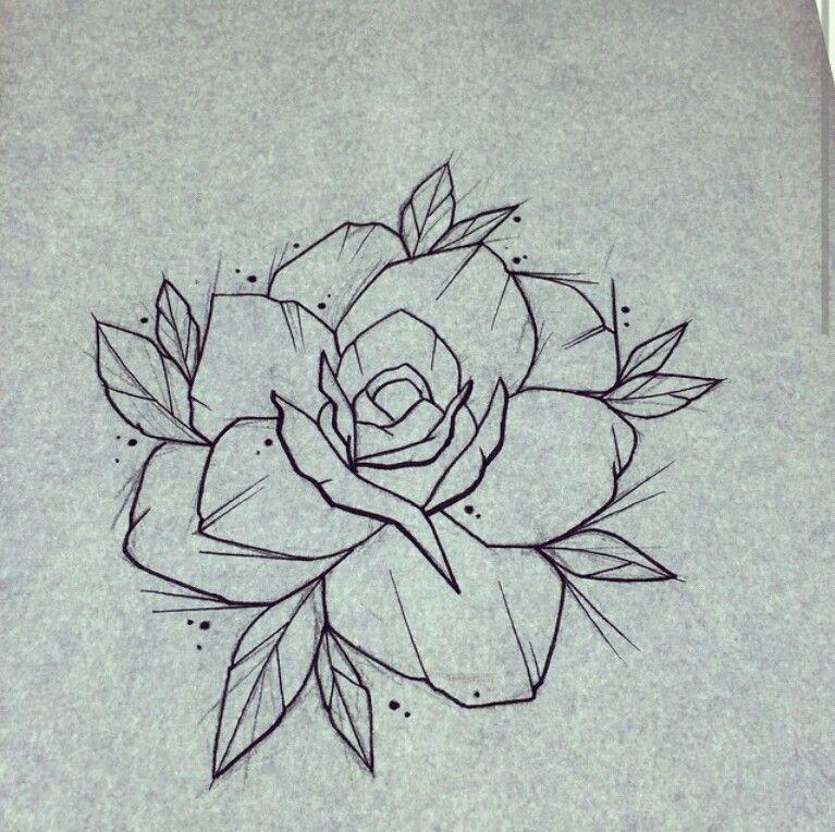 33 Rose Tattoo Outline Designs Designs Outline Rose Tattoo Designsdesigns Outline Rose Tattoo In 2020 Tattoo Outline Tattoo Art Drawings Outline Designs