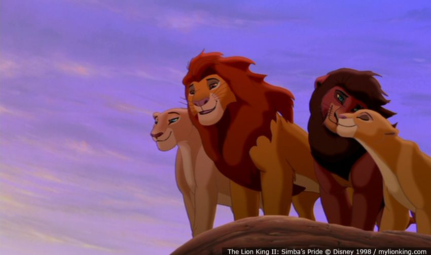 simba  from the swahili word for lion  is a fictional character who appears in the lion king