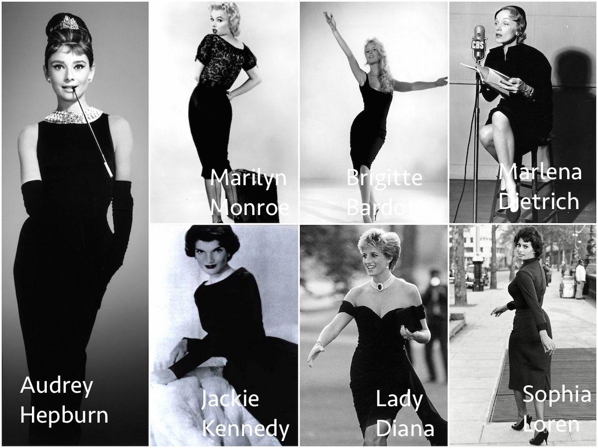 Znalezione Obrazy Dla Zapytania Mala Czarna Chanel Coco Chanel Dresses Chanel Little Black Dress Black Dress