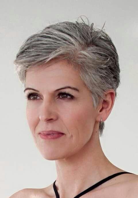 Prog. 60 anos | Пикси и не только | Pinterest | Hair cuts, Hair ...