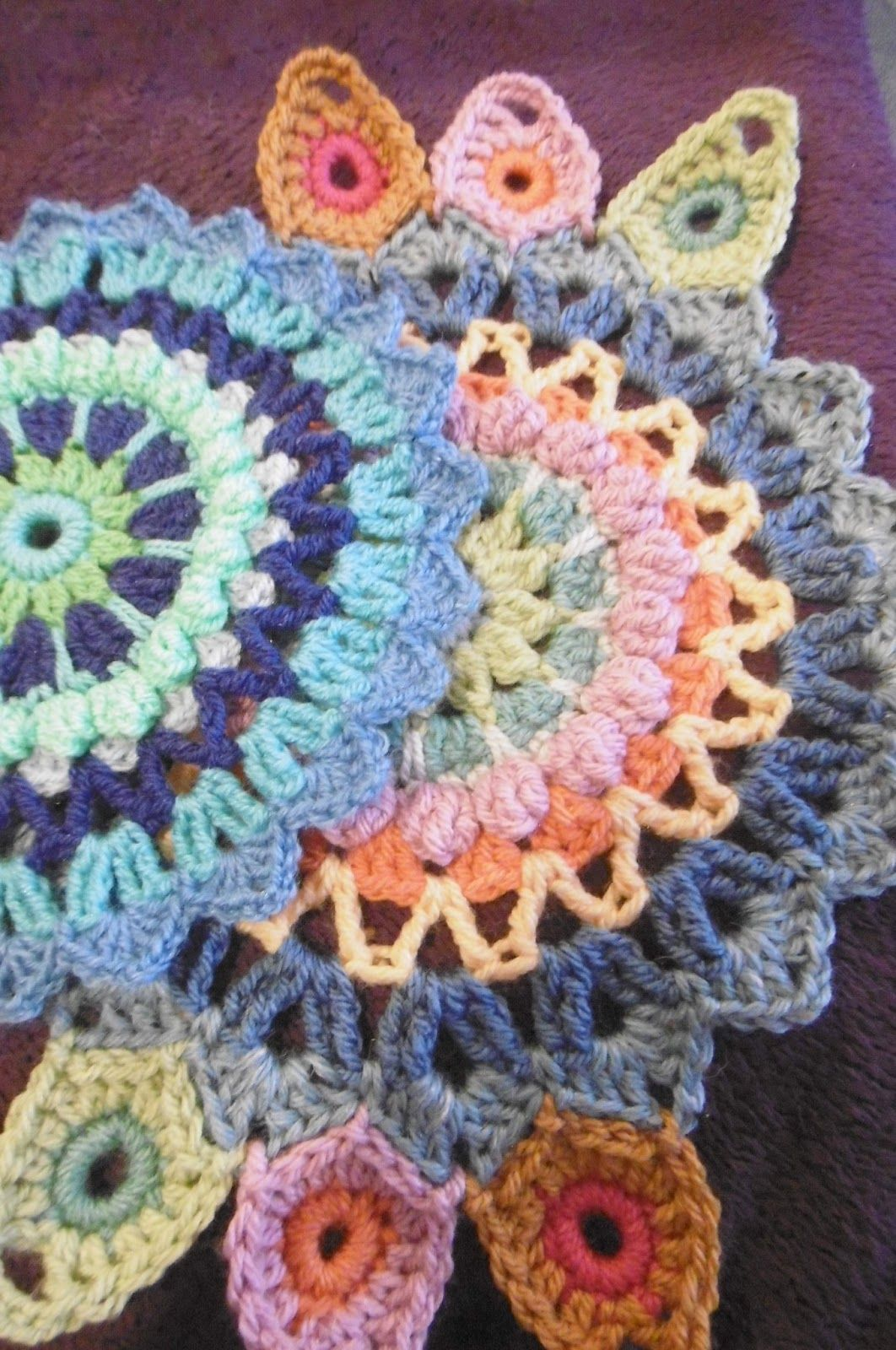 A blog about crochet, colour with lots of free patterns | Crocheting ...