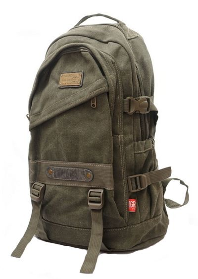 a94f551cb8 Maibo Canvas Backpack in 2019