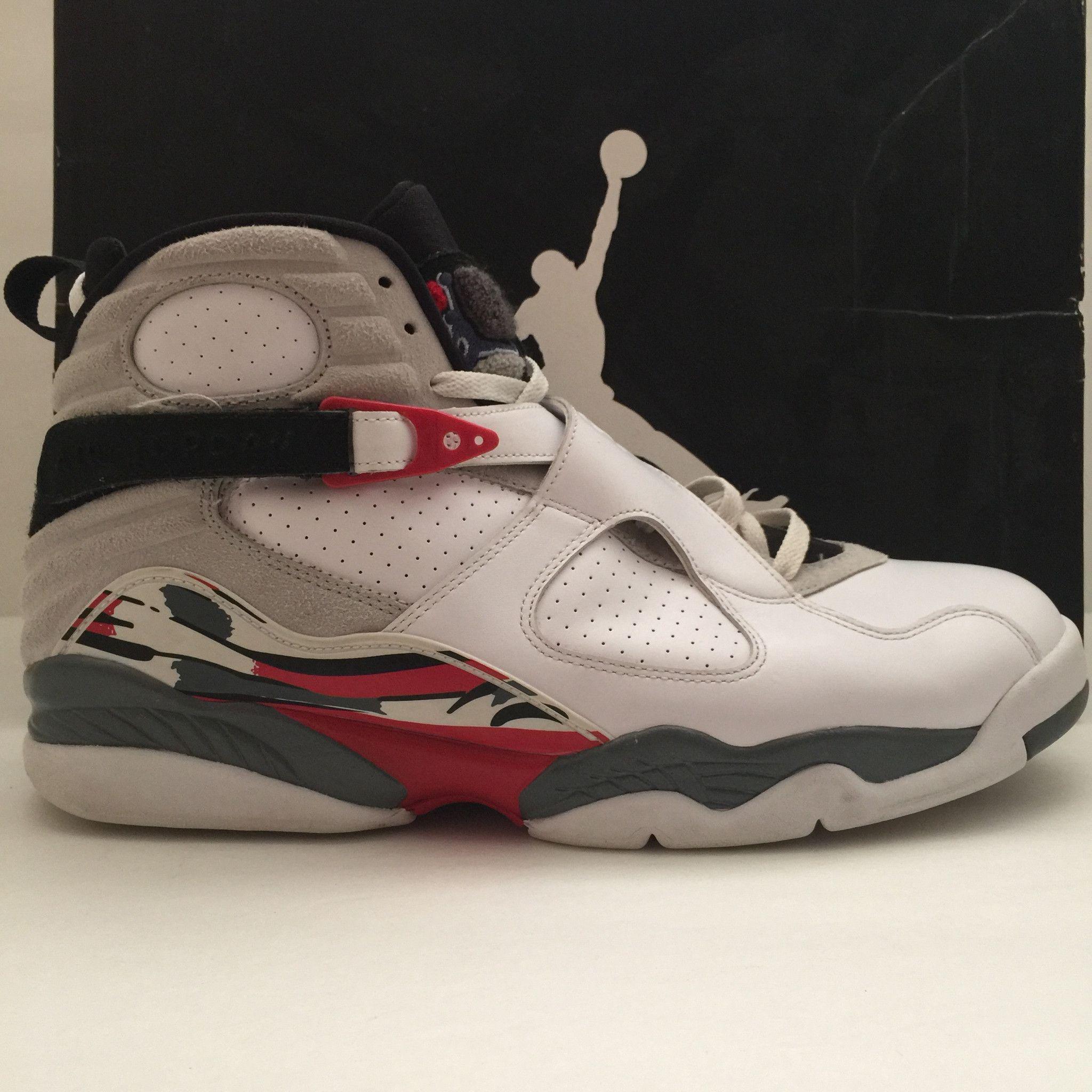 Nike Air Jordan 8 VIII Retro Bugs Bunny