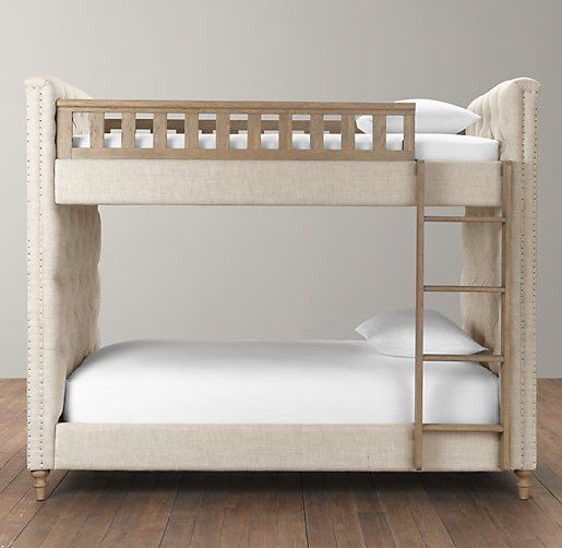 Brilliant Best Looking Bunk Bed Ever Chesterfield Upholstered