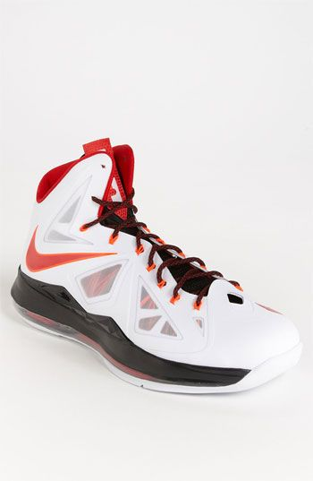 outlet store d8ef4 35ada Nike  LeBron X  Basketball Shoe (Men) available at  Nordstrom