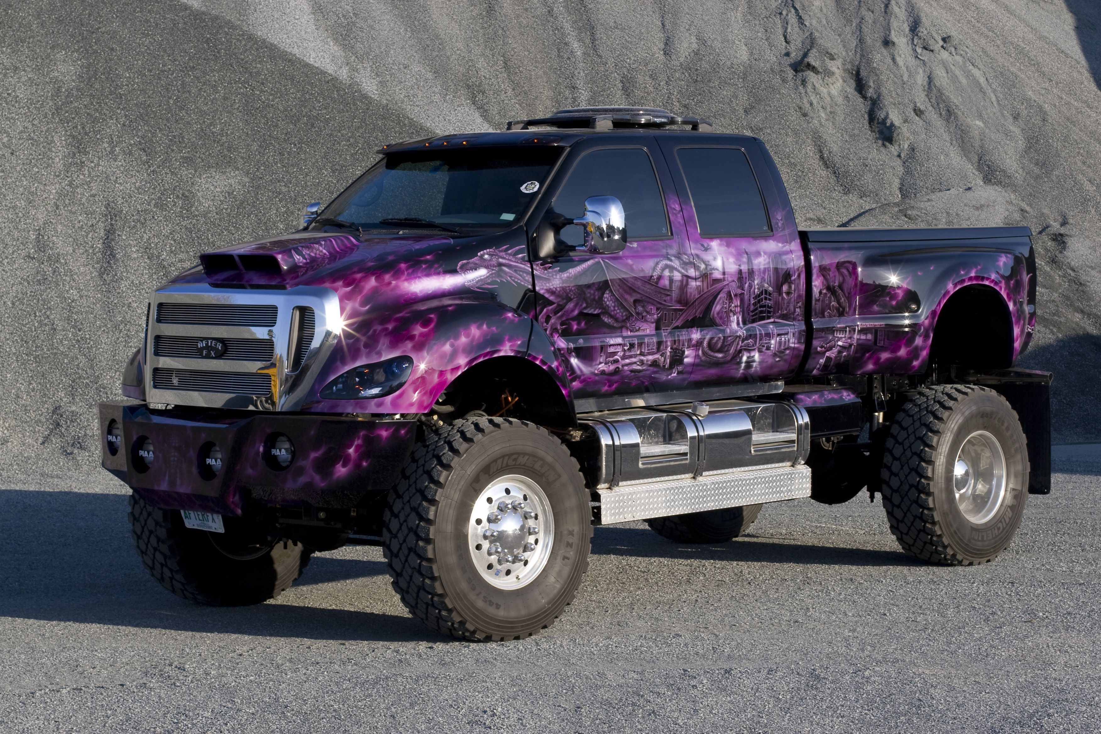 Ford F650 You Are Here Home Galleries In Color Location Of Fuel Filter On A 2012 650 To