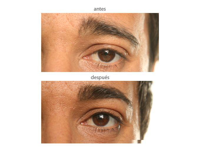 Ejemplo Micropigmentacin Eyeliner Microblading Eyebrow