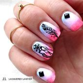 Photo of Sunset Dreams by LacqueredLawyer from Nail Art Gallery