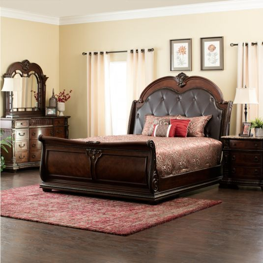 Best Coventry Bedroom Collection Jerome S Furniture 400 x 300