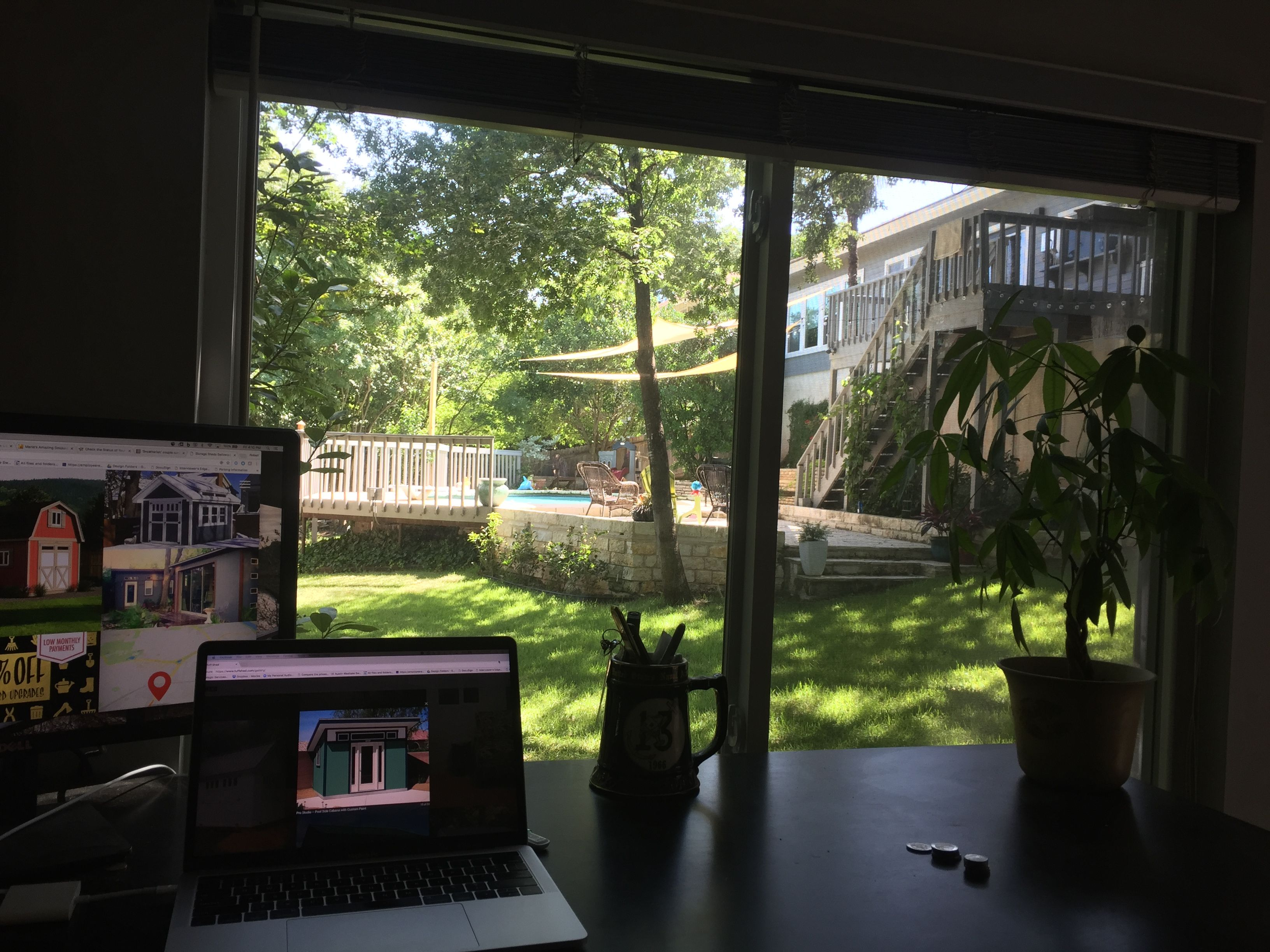 backyard home office. Got A Great Backyard? Make The Most Of It With Home Office, Just Backyard Office