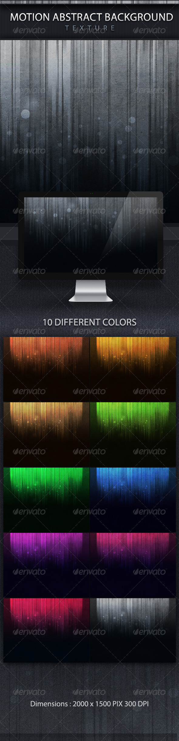 Motion Abstract Backgrounds Texture GraphicRiver Motion