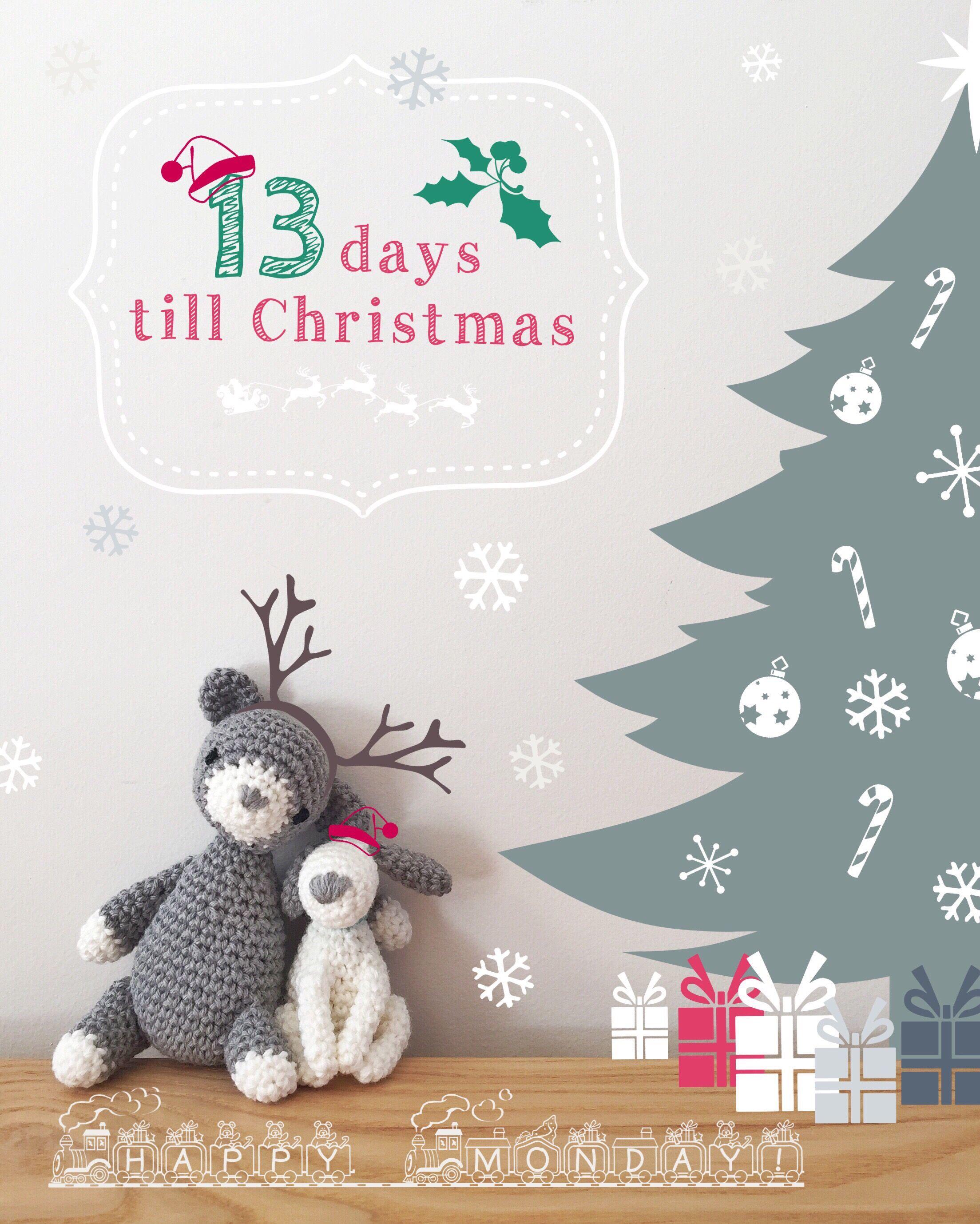 13 days till #Christmas