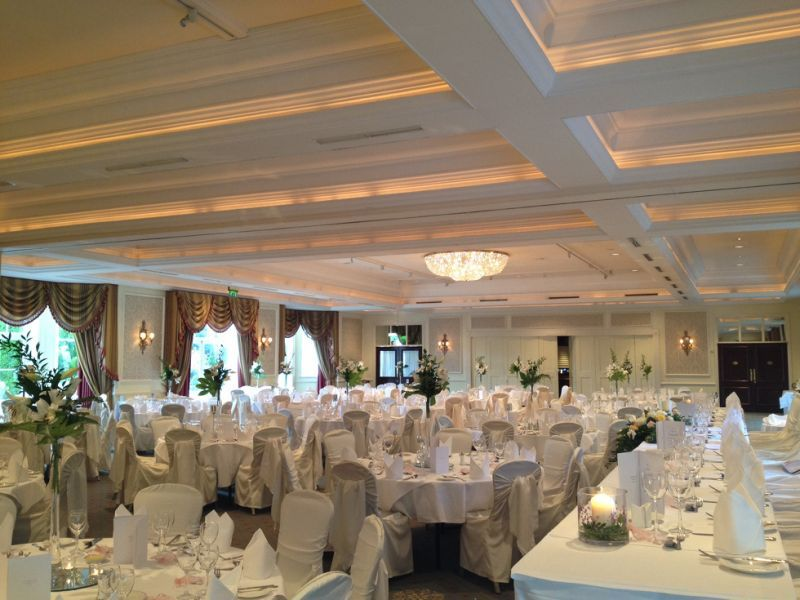 Nuremore Hotel Wedding Venue Carrickmacross Co Monaghan