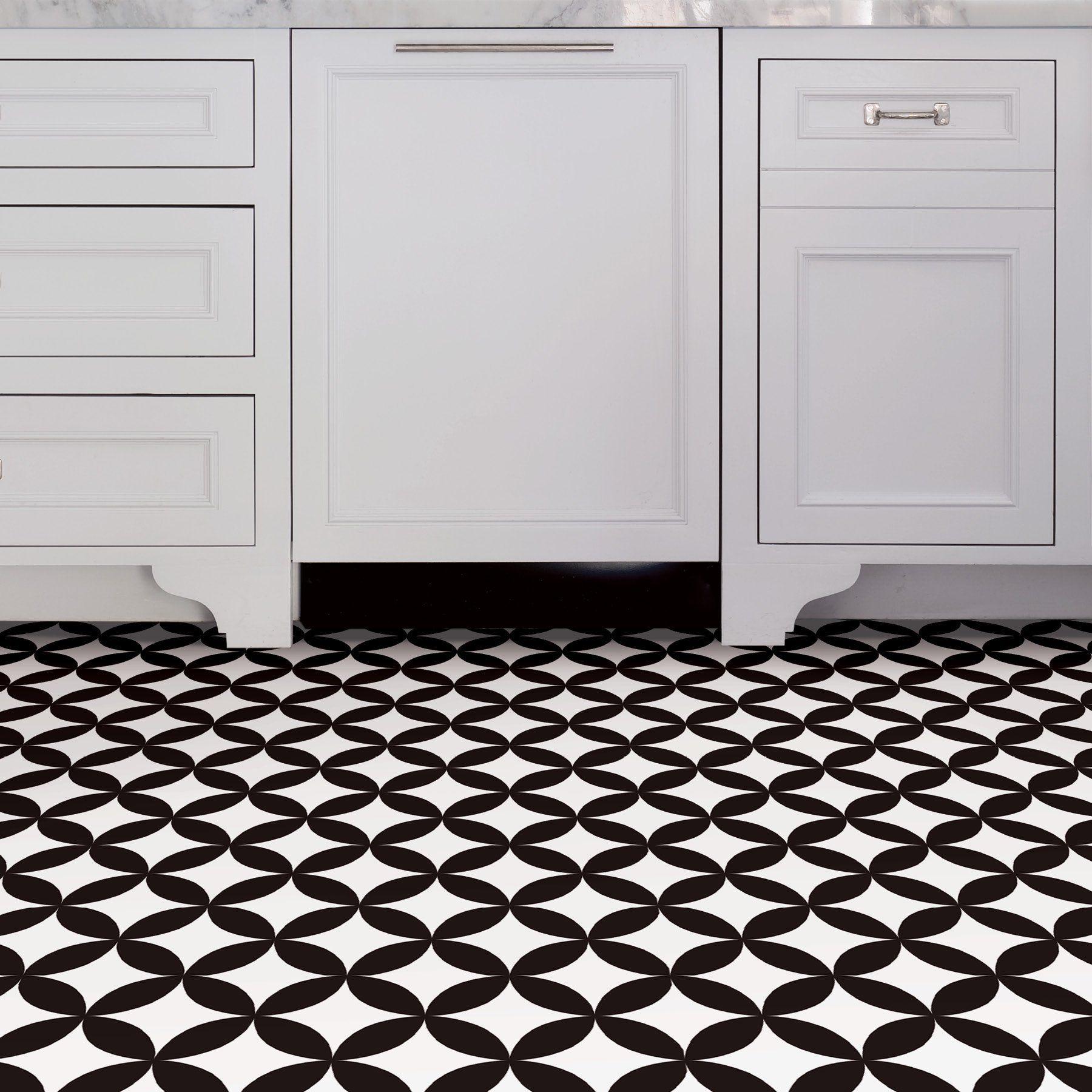 Floorpops Starlight 12 In X 12 In Peel And Stick Virgin Vinyl Floor Tiles 10 Pack Walmart Com In 2020 Peel And Stick Floor Tile Floor Vinyl Tiles