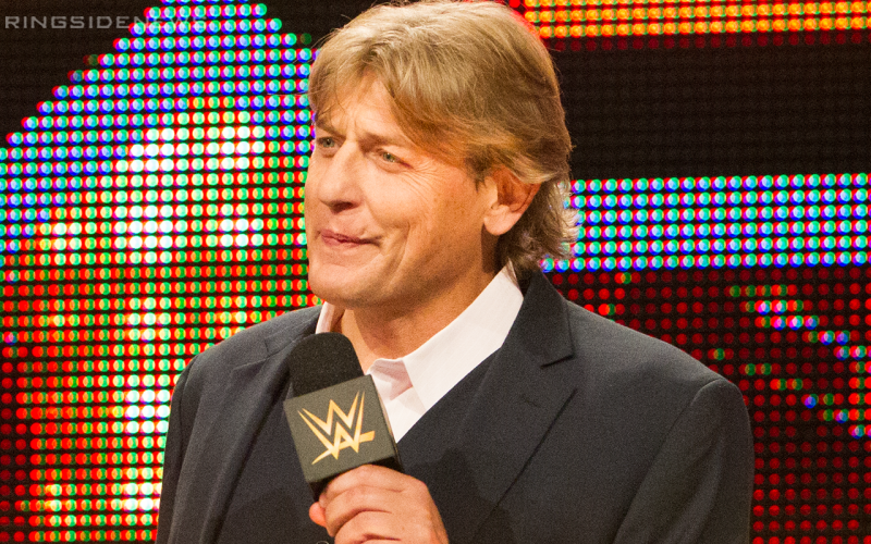 William Regal Reflects On His Nxt Journey Ahead Of Move To Usa Network William Regal Wrestling News Wwe News