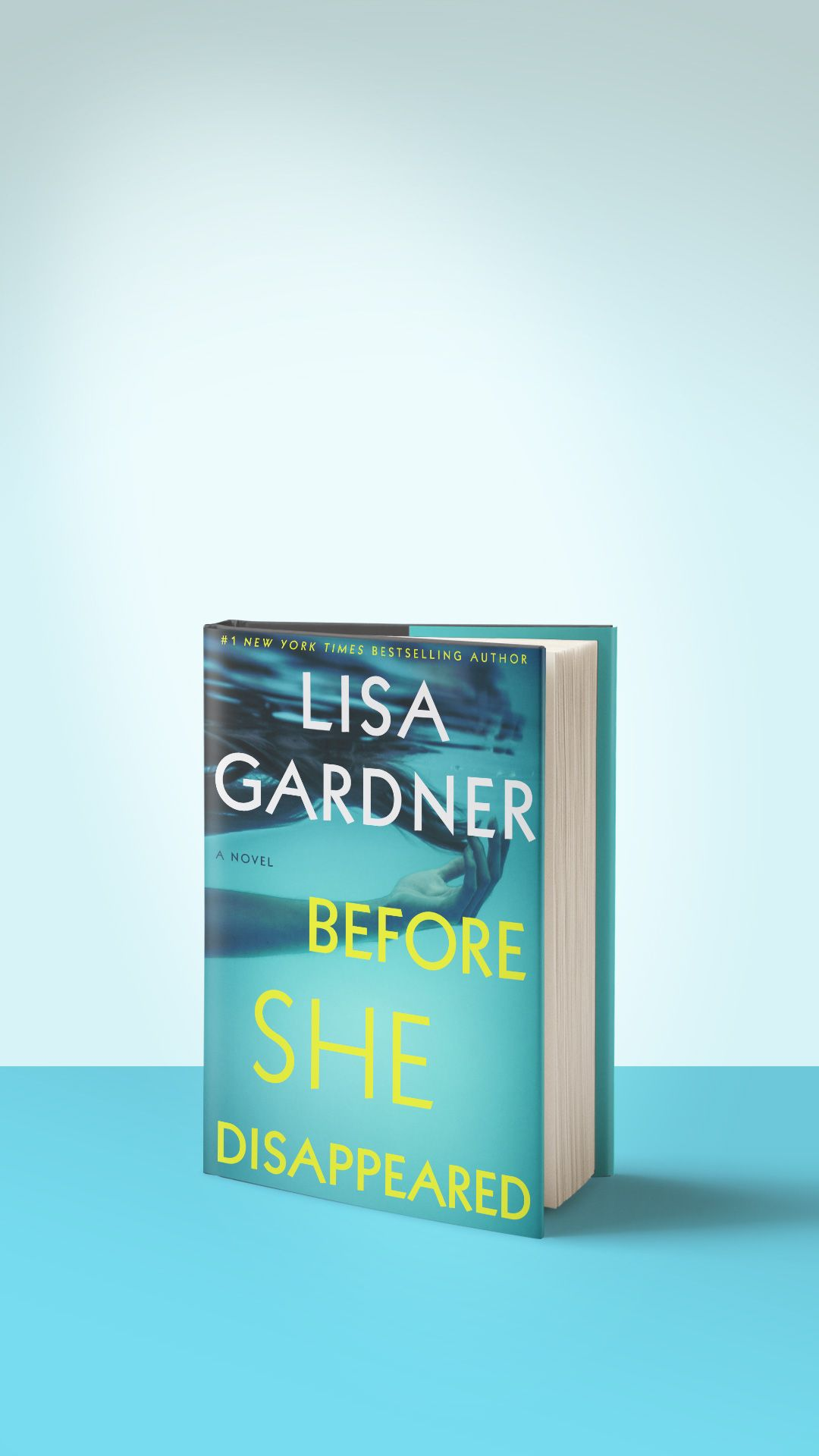 Before she disappeared by lisa gardner 9781524745073